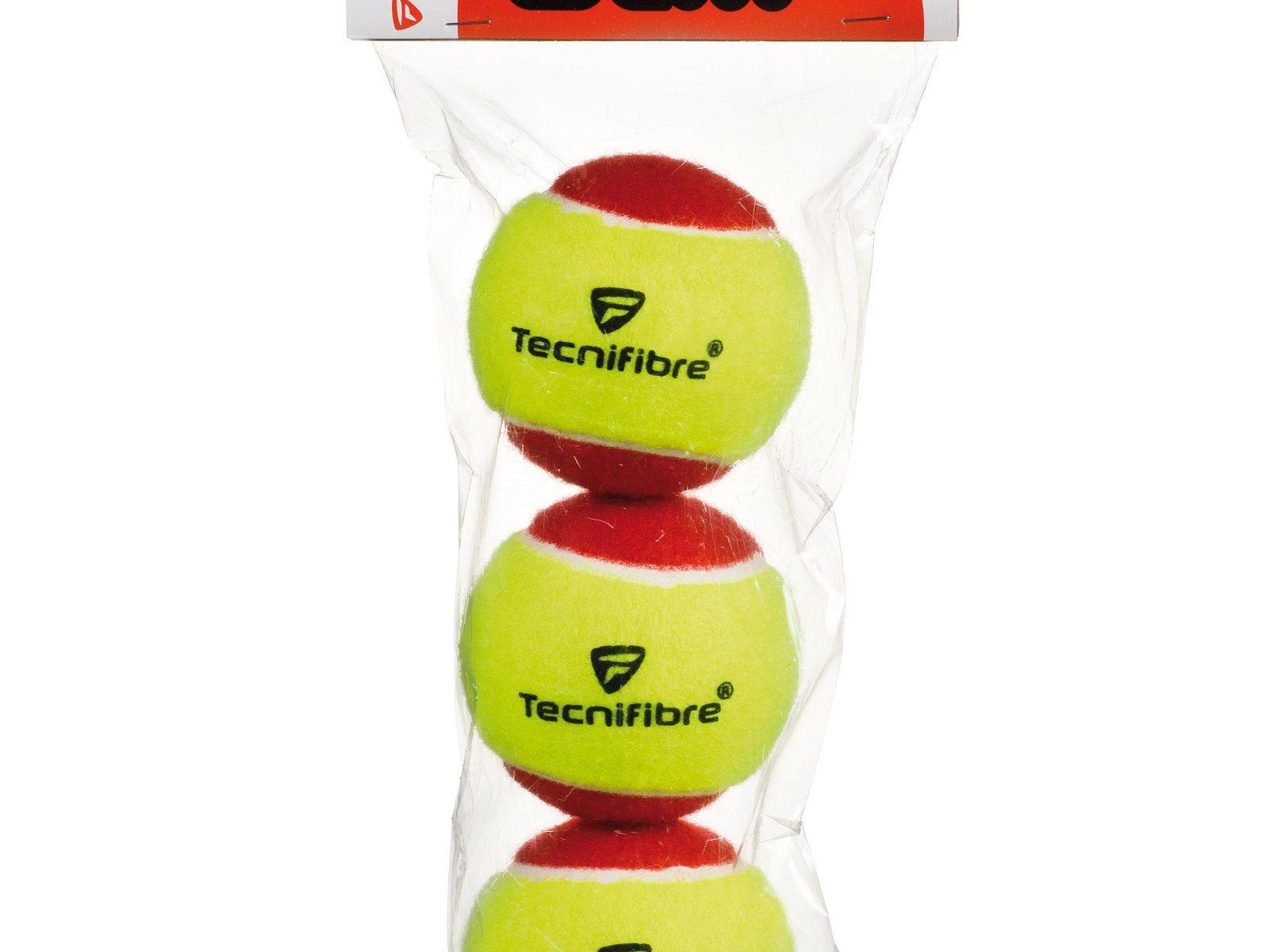 1ed2c779014 Home   Shop   Tecnifibre Tennis and Squash   Tennis Balls   Tecnifibre TF My  New Ball (Felt – 75% reduced) Tennis 3 Ball Pack